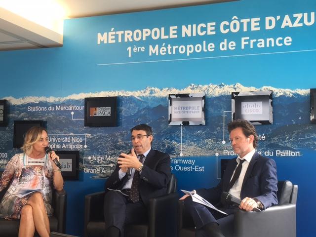 Le numérique comme vecteur de transformation pour l'efficience économique des territoires – Matinale Maison de la Metropole deNice